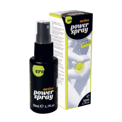 Power Cream Active men 男士陰莖延時持久活力能量噴霧 50ml