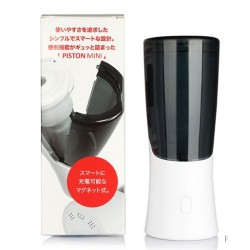 日本RENDS PISTON MINI 3段伸縮 全自動電動飛機杯(美女發聲-容易清洗)