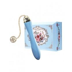 Zalo: Marie 手機遙控 G點震動棒 (皇室藍)