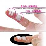 FingerCom: G-3凸點手指安全套 (6片裝)