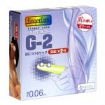 FingerCom: G-2凸點手指安全套 (6片裝)