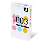日本版 岡本 0.03 - 3-色系 乳膠安全套 (12 片裝 )
