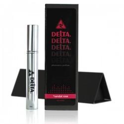 日本Delta· 費洛蒙女通用玫瑰和檀香味香水 (5ml)