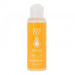 日本ONDO 溫感 潤滑液 120ml