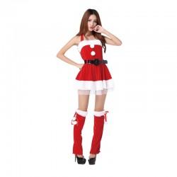 聖誕派對服裝 性感可愛  聖誕女郎聖誕服(均碼)