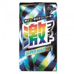 日本 JEX 激 避孕套 激合身 8件裝