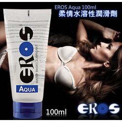 德國Eros AQUA 水溶性潤滑劑 100ml